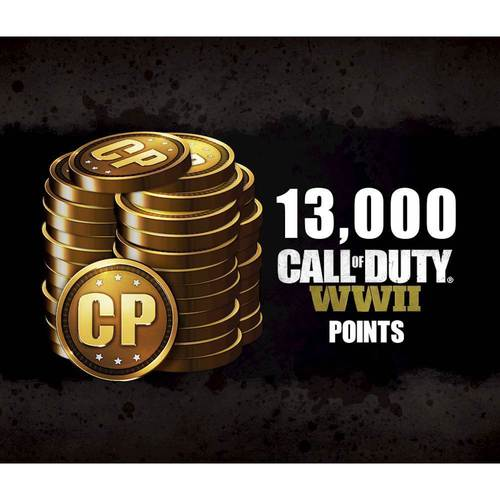 13000 Call of Duty: WWII Points