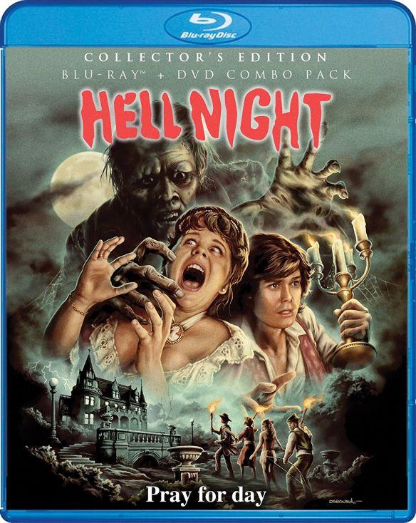 Hell Night [Blu-ray] [1981] 6182938