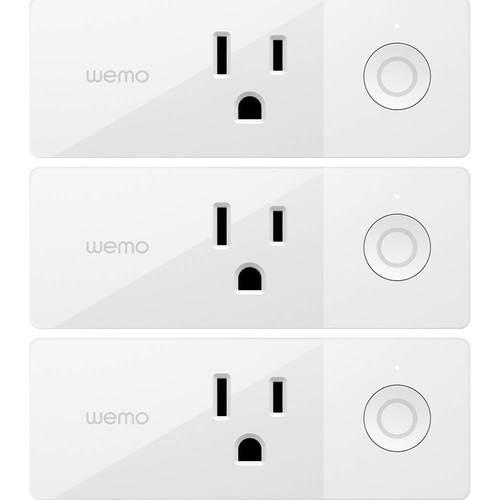 Wemo - Mini WiFi Smart...