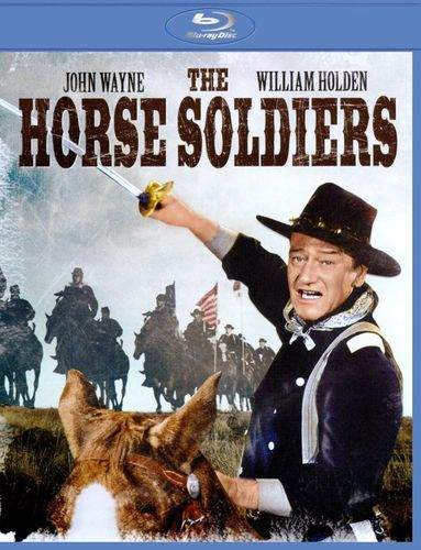The Horse Soldiers [Blu-ray] [1959] 6184218