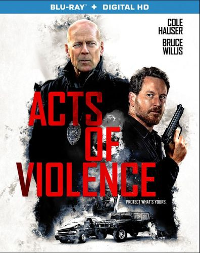 Acts of Violence [Blu-ray] [2018] 6185200