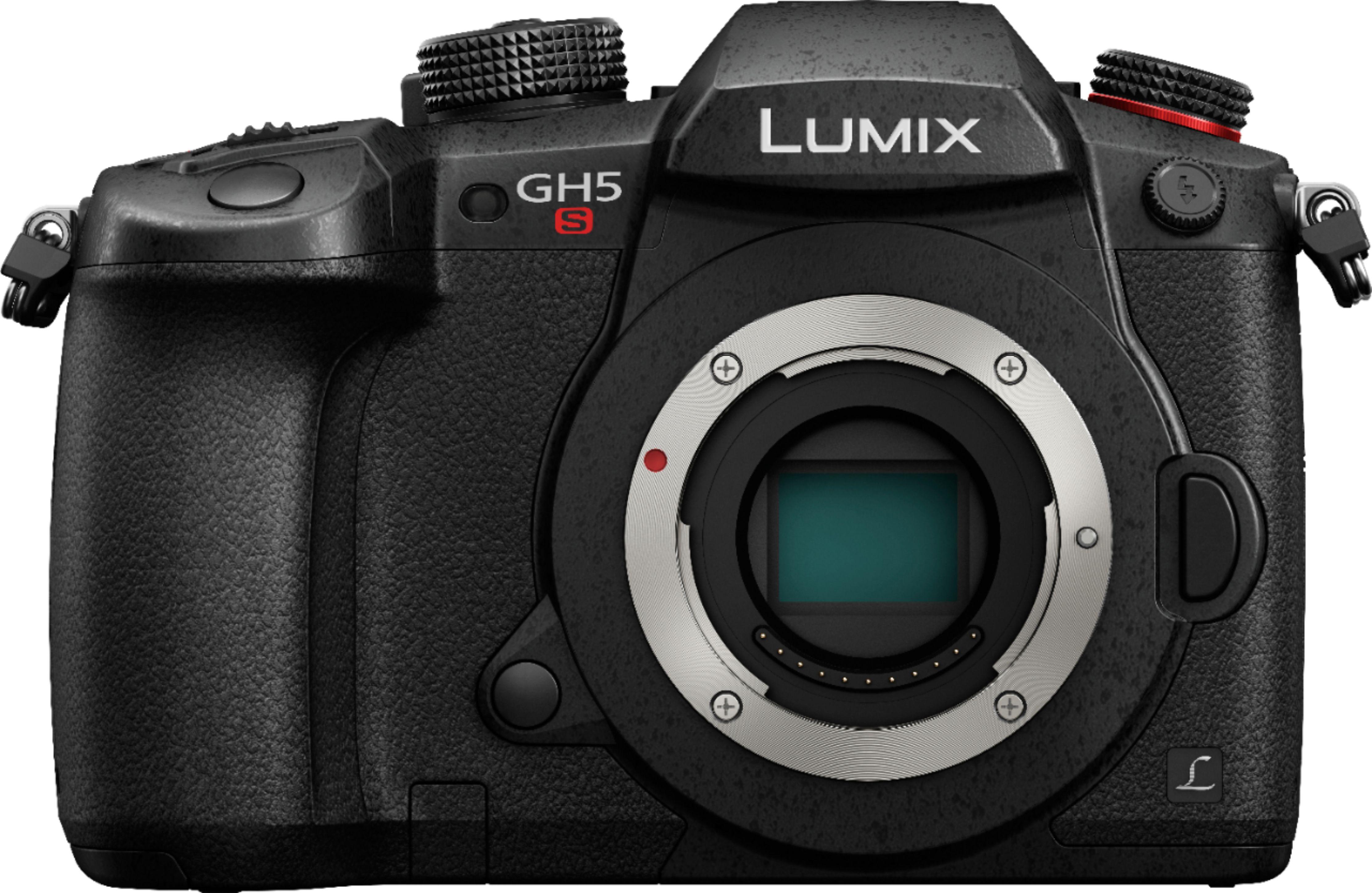 Panasonic - LUMIX DC-GH5S Mirrorless Camera (Body Only)