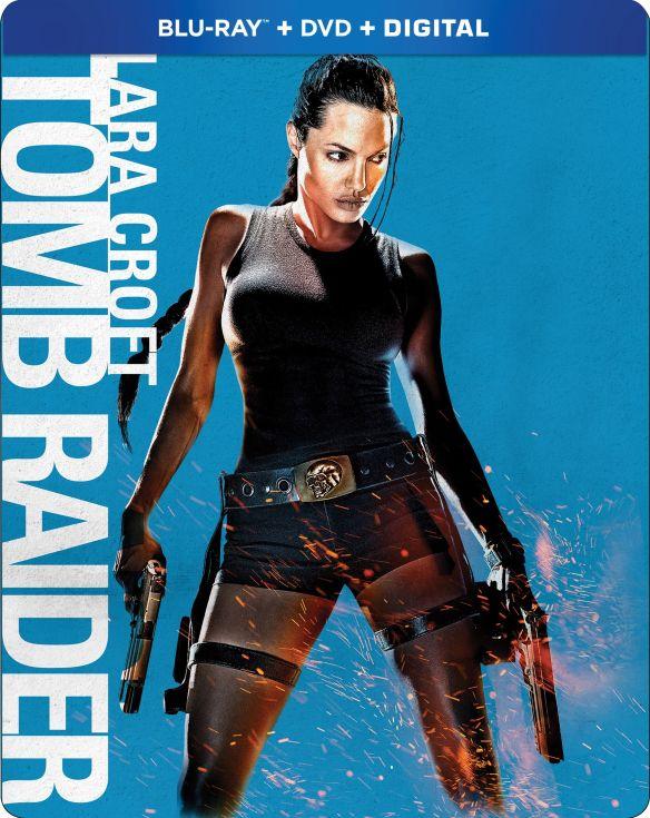 Lara Croft Tomb Raider: The Cradle of Life [SteelBook] [Blu-ray] [2003] 6190504