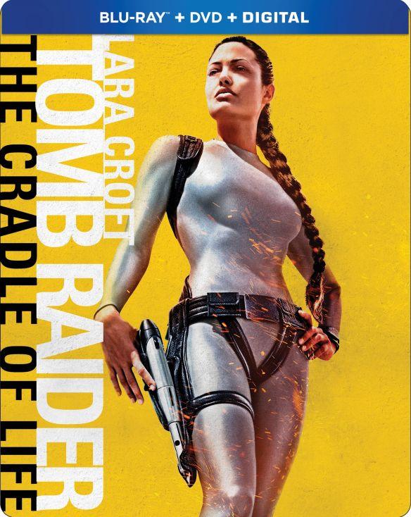Lara Croft: Tomb Raider [SteelBook] [Blu-ray] [2001] 6190507