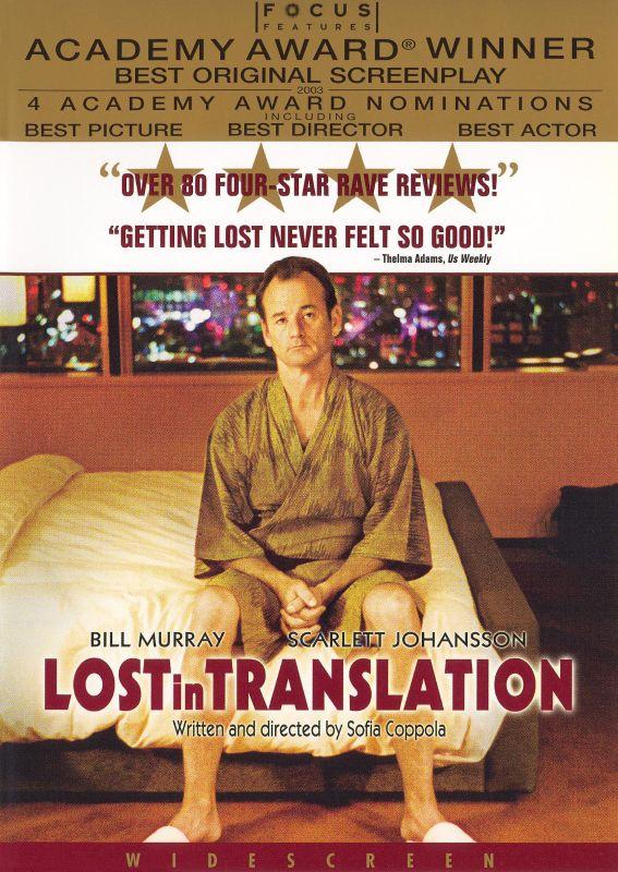 Lost in Translation [WS] [DVD] [2003] 6191186