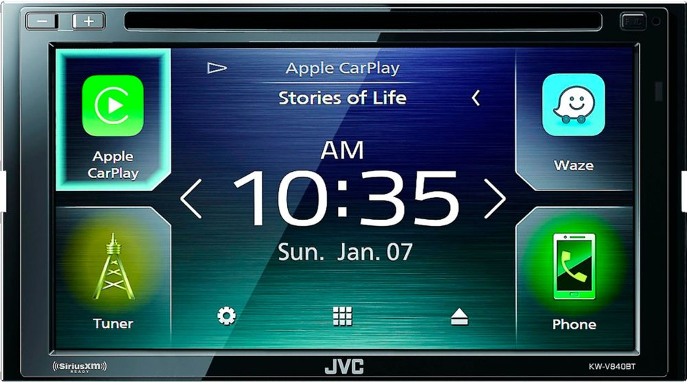 JVC KW-V840BT alternateViewsImage
