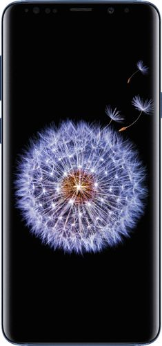 Samsung - Galaxy S9+ 64GB (Unlocked) - Coral Blue