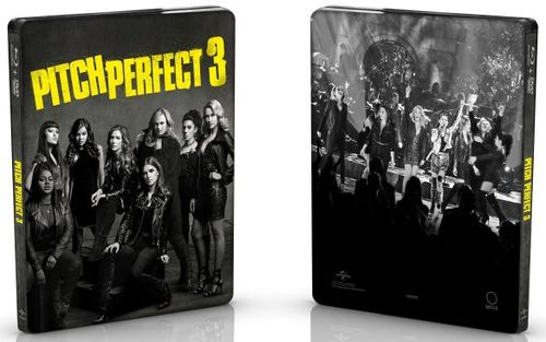 Pitch Perfect 3 [4K Ultra HD Blu-ray/Blu-ray] [SteelBook] [Only @ Best Buy] [2017] 6192003