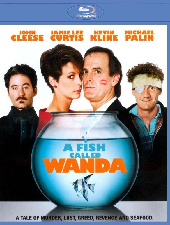 A Fish Called Wanda [Blu-ray] [1988] 6192114