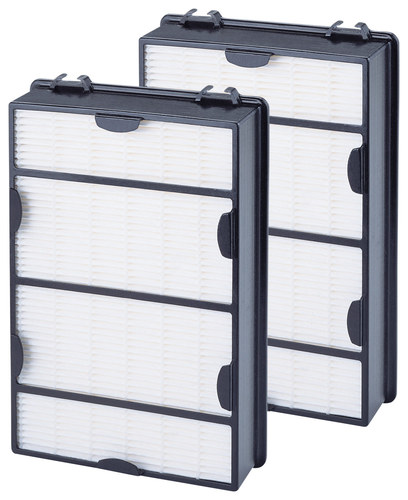 Holmes - Console Filters for Select Holmes and Bionaire Air Cleaners (2-Pack) - Black 6193195