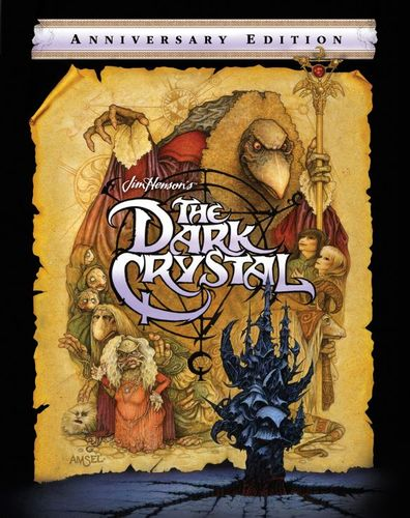 The Dark Crystal [Anniversary Edition] [Blu-ray] [1982] 6193921