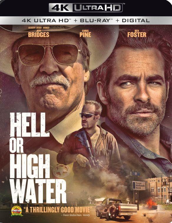 Hell or High Water [4K Ultra HD Blu-ray] [2 Discs] [2016] 6193975