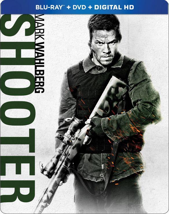 Shooter [SteelBook] [Blu-ray] [2007] 6193982