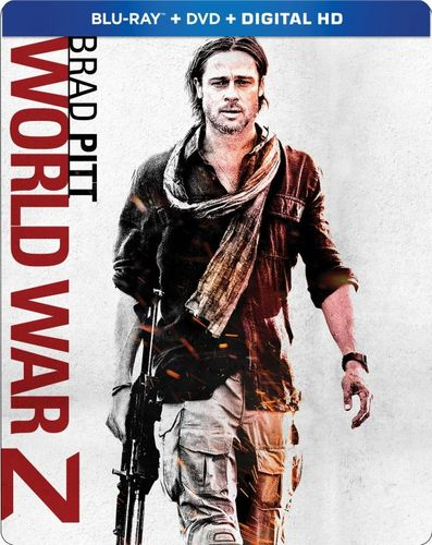 World War Z [SteelBook] [Blu-ray] [2013] 6193983