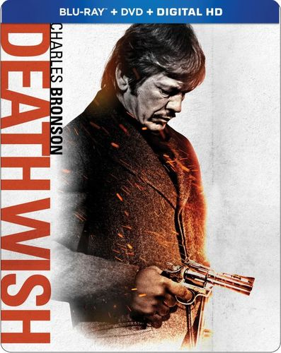Death Wish [SteelBook] [Blu-ray] [1974] 6193988