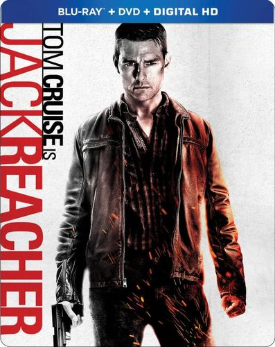 Jack Reacher [SteelBook] [Blu-ray] [2012] 6193990
