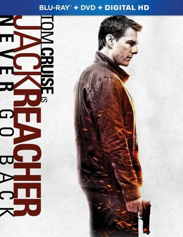 Jack Reacher: Never Go Back [SteelBook] [Blu-ray] [2016] 6193995