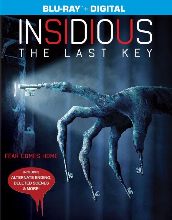 Insidious: The Last Key [Blu-ray] [2018] 6194004