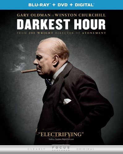Darkest Hour [Blu-ray/DVD] [2017] 6194108