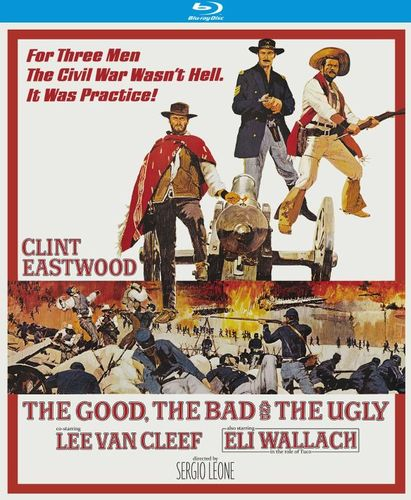 The Good, the Bad and the Ugly [Blu-ray] [1966] 6194111