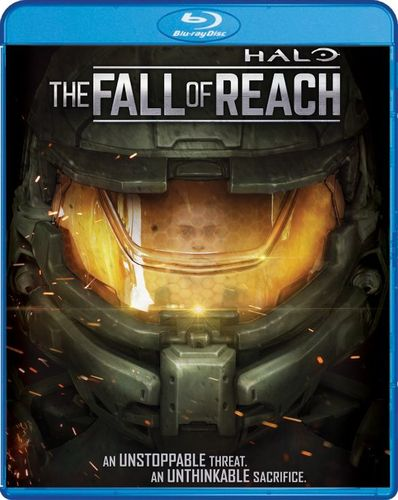 Halo: The Fall of Reach [Blu-ray] 6194116