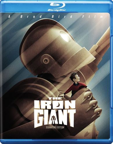 The Iron Giant: Signature Edition [Blu-ray] [2015] 6194134