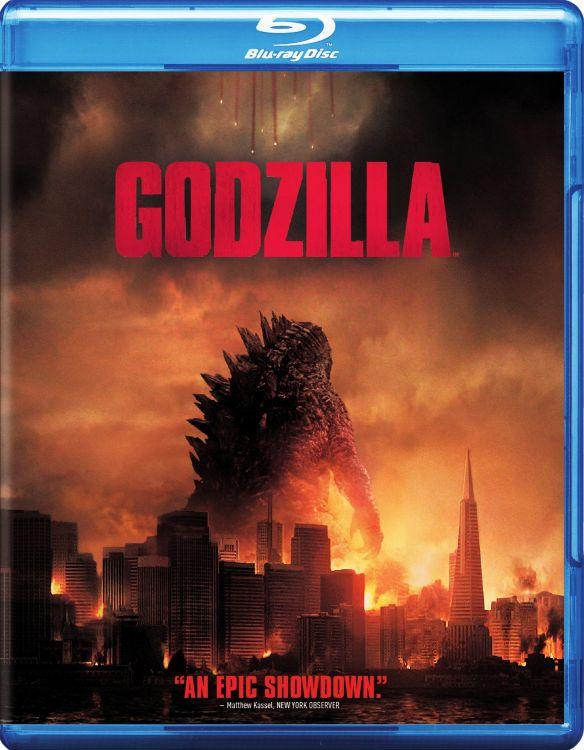 Godzilla [Blu-ray] [2014] 6194140