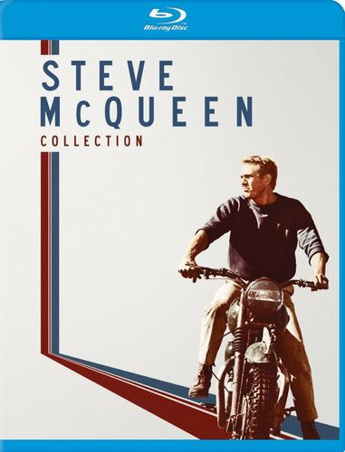 Steve McQueen Collection [4 Discs] [Blu-ray] 6194158