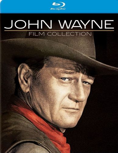 John Wayne Film Collection [7 Discs] [Blu-ray] 6194167
