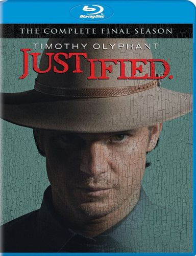 Justified: The Final Season [3 Discs] [Includes Digital Copy] [UltraViolet] [Blu-ray] 6195148