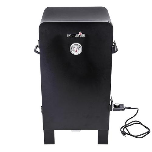 Char-Broil - Analog Electric Smoker - Black