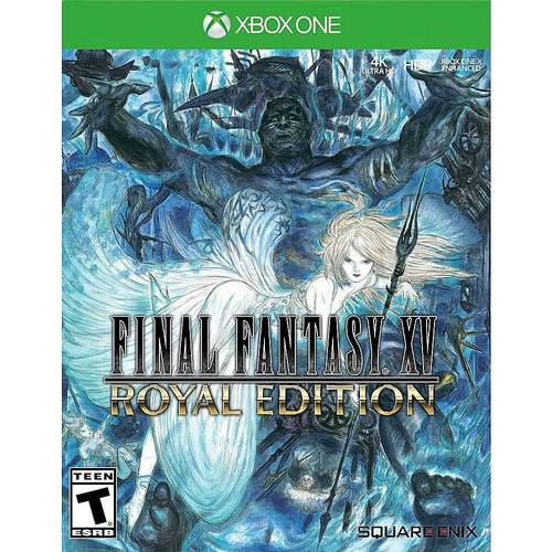 Final Fantasy XV Royal...