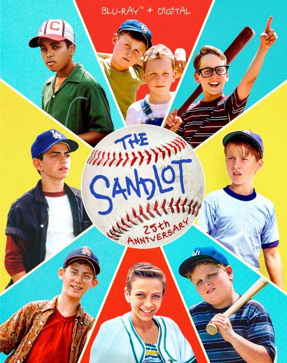 Sandlot [25th Anniversary Collector's Edition] [Blu-ray] [1993] 6196000