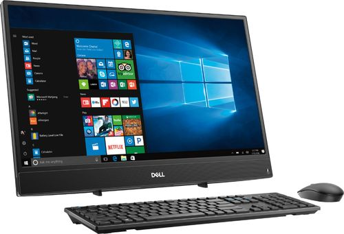 """Dell Inspiron 3275 - All-in-one - 1 x E2 9000e / 1.5 GHz - RAM 4 GB - HDD 1 TB - Radeon R2 - GigE - WLAN: 802.11a/b/g/n/ac, Bluetooth 4.1 - Win 10 Home 64-bit - monitor: LED 21.5"""" 1920 x 1080 (Full HD) touchscreen - with 1 Year Dell Mail-In Service"""