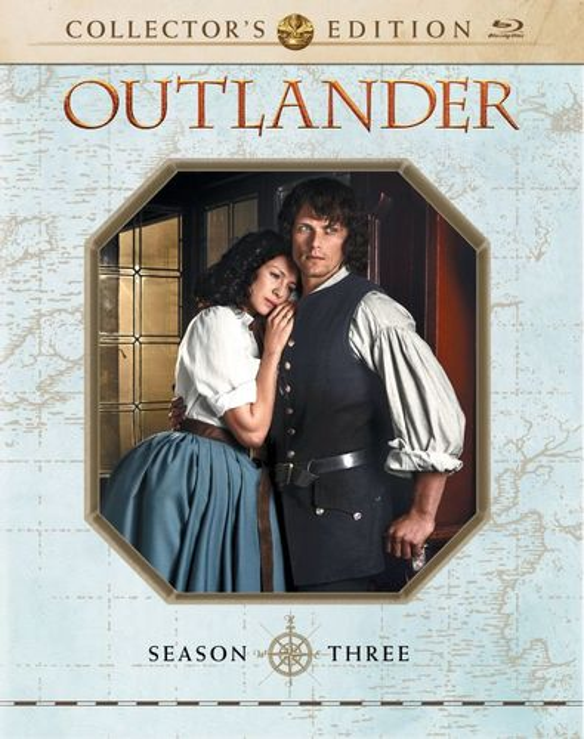 Outlander: Season 3 [Collector's Edition] [Blu-ray] 6196602