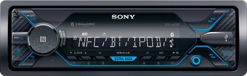 Sony DSX-A415BT Digital Media Audio Receiver with Bluetooth & Satellite Radio