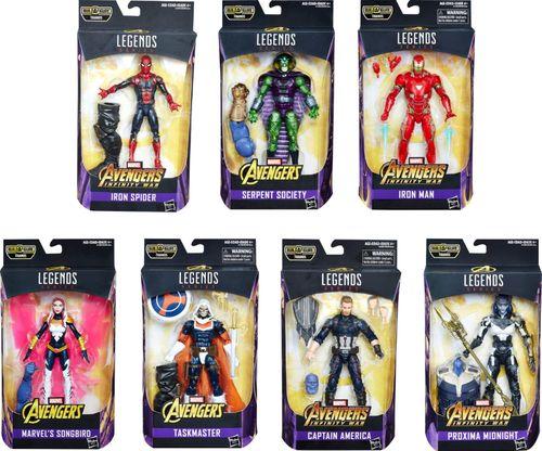 Marvel - Avengers Legends Series 6-inch Figure 6197503