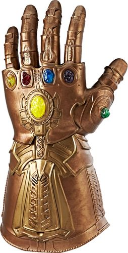 Marvel Legends Series Avengers Infinity Gauntlet Articulated Electronic Fist
