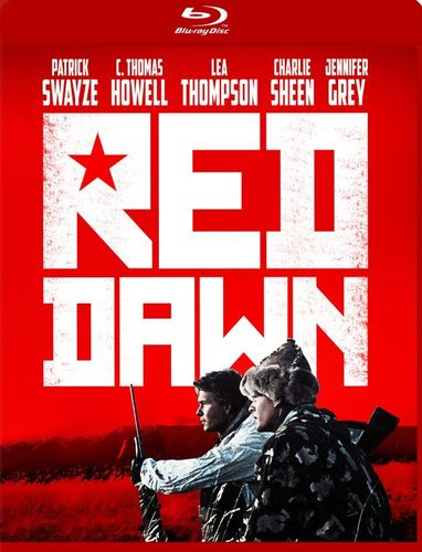 Red Dawn [Blu-ray] [1984] 6197544