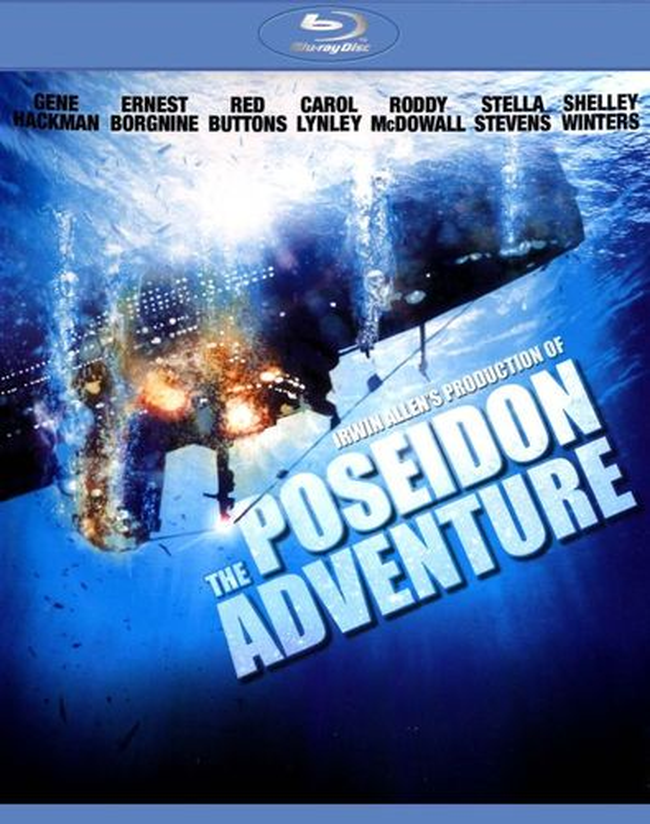 The Poseidon Adventure [Blu-ray] [1972] 6197546
