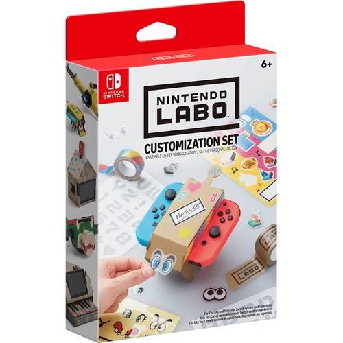 Nintendo - Labo Customization...