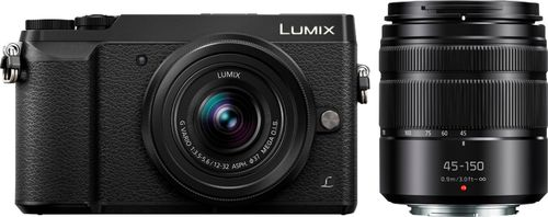 Panasonic - Lumix G DMC-GX85W...