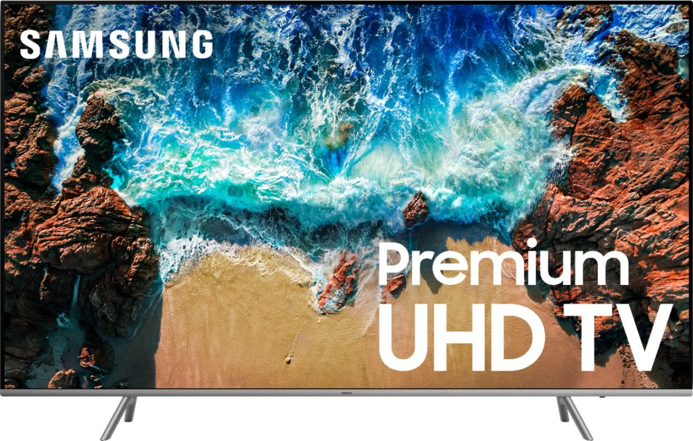 """Samsung - 82"""" Class - LED - NU8000 Series - 2160p - Smart - 4K UHD TV with HDR largeFrontImage"""