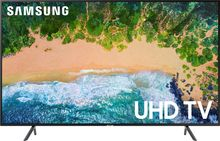 """Samsung - 55"""" Class - LED - NU7100 Series - 2160p - Smart - 4K UHD TV with HDR"""