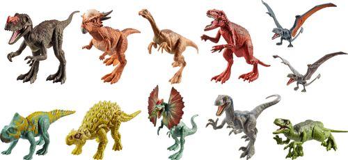 Mattel - Jurassic World Attack Pack Dino Figure 6200137