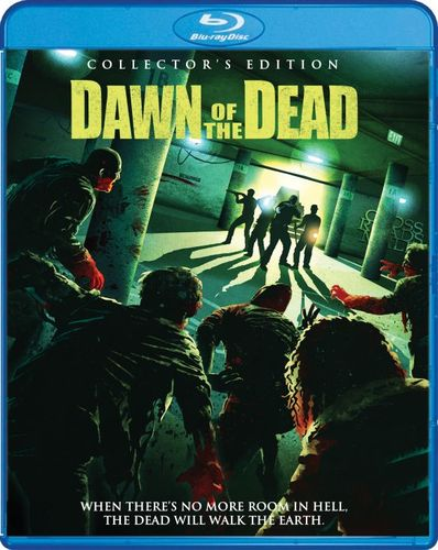 Dawn of the Dead [Blu-ray] [2 Discs] [2004] 6200601