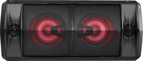 Lgk Fj5 Loudr 200w Speaker System With Bluetooth Connectivity - Black