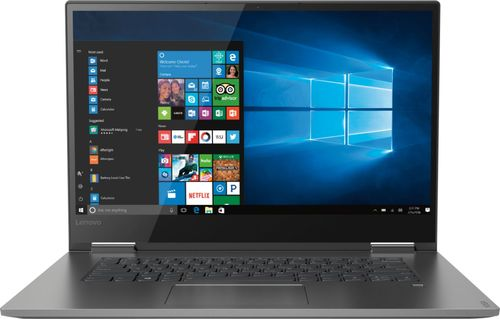 Lenovo Yoga 730 2-in-1 Laptop: Core i7-8550U, 15.6u0022 Full HD Touch Display, 8GB RAM, 256GB SSD Notebook Tablet PC Computer
