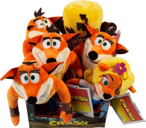"Kidrobot - Crash Bandicoot Phunny 8"" Plush Toy - Styles May Vary"