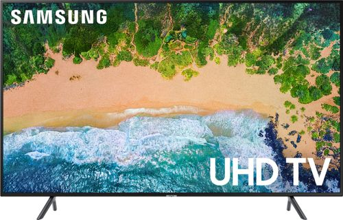 "Samsung - 75"" Class - LED - NU7100 Series - 2160p - Smart - 4K UHD TV with HDR"